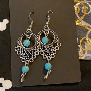 Jewelry - SALE 5/$15 Boho and turquoise Earrings! New